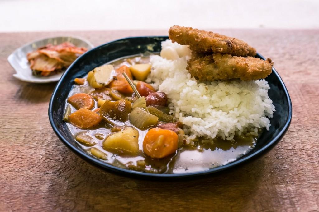 Curry Atlantic Cod Loin